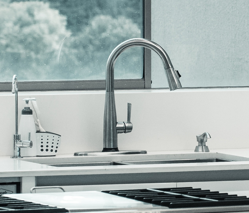 What should I look for when buying Kitchen Taps