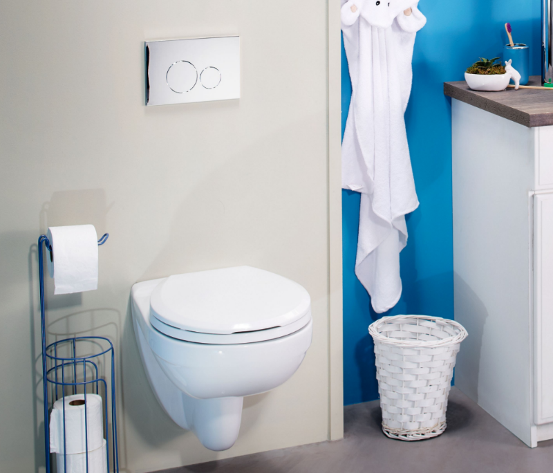 Concealed and Exposed Toilet Cisterns