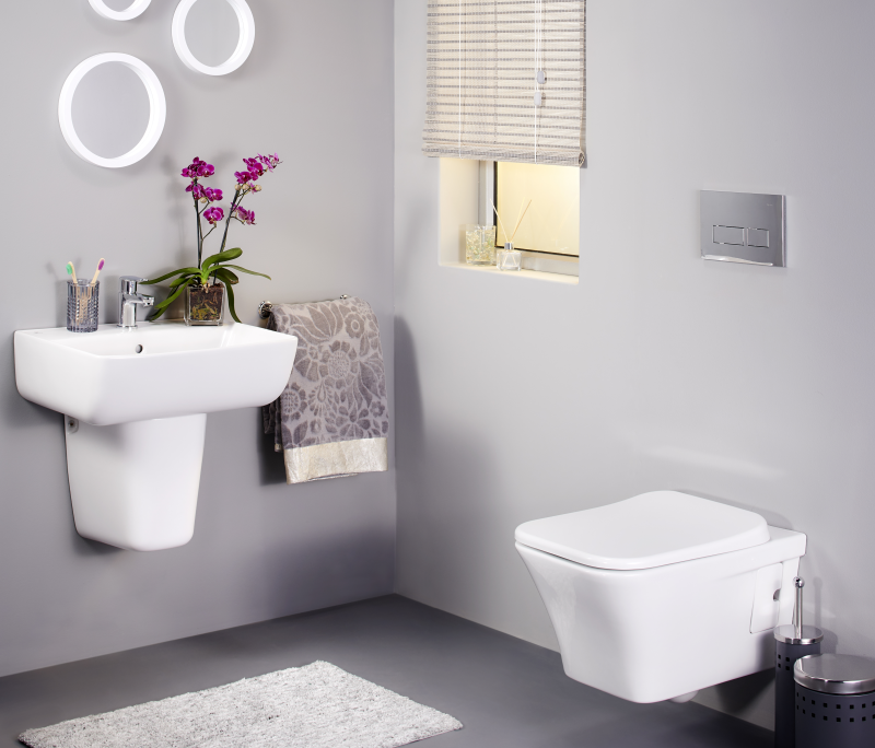 Tips on how to make the most of your bathroom space