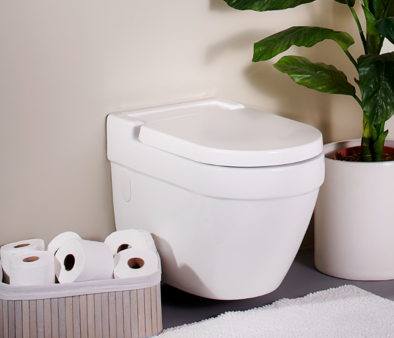 Back-To-Wall, Pan-Wall-Hung or for the Close Couple, Let's Talk Toilets