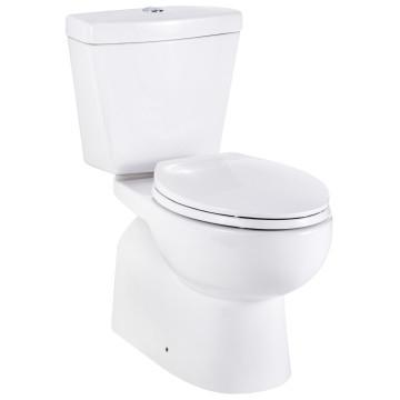 Cobra - Arrive - Toilet - Close Couple - White