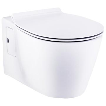 Cobra - Arrive - Toilet - Pan-Wall-Hung - White