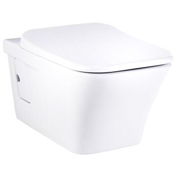 Cobra - Pause - Toilet - Pan-Wall-Hung - White
