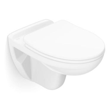 Cobra - Shelter - Toilet - Pan-Wall-Hung - White