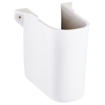 Cobra - Welcome - Basin - Semi Pedestal - White