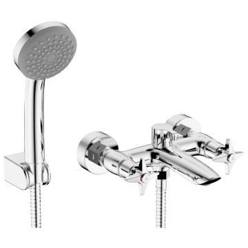 Cobra -  - Star - Tap & Mixer Screw Down - Bath Mixer - Chrome