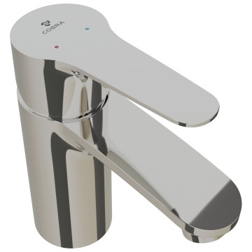 Cobra - Breathe - Tap & Mixer Single Lever - Basin Mixer - Chrome