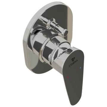 Cobra - Pause - Tap & Mixer Single Lever - Bath/Shower Mixer - Chrome