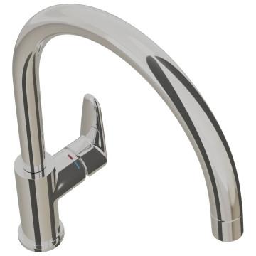 Cobra -  - Pause - Tap & Mixer Single Lever - Sink Mixer - Chrome