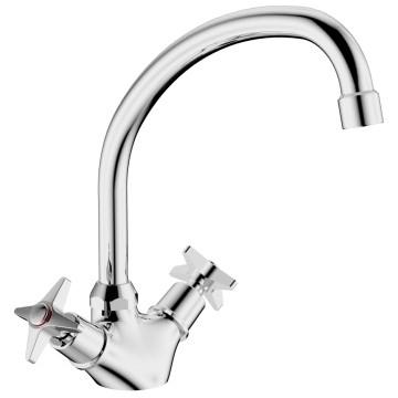 Cobra -  - Star - Tap & Mixer Screw Down - Sink Mixer - Chrome