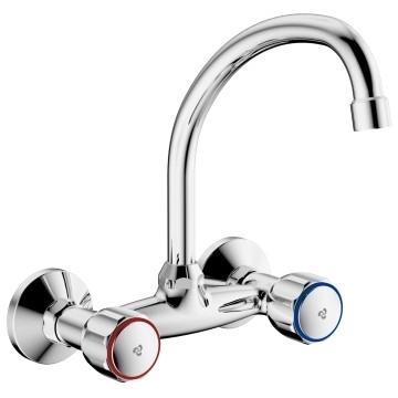 Cobra -  - Metsi - Tap & Mixer Screw Down - Sink Mixer - Chrome